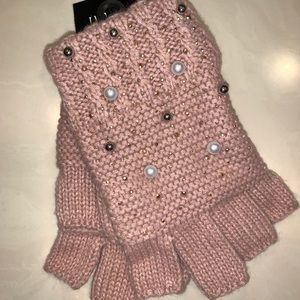 NWT Fingerless Gloves